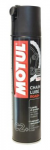 MOTUL CHAIN LUBE ROAD C2+ 400 ml smar do łańcuchów